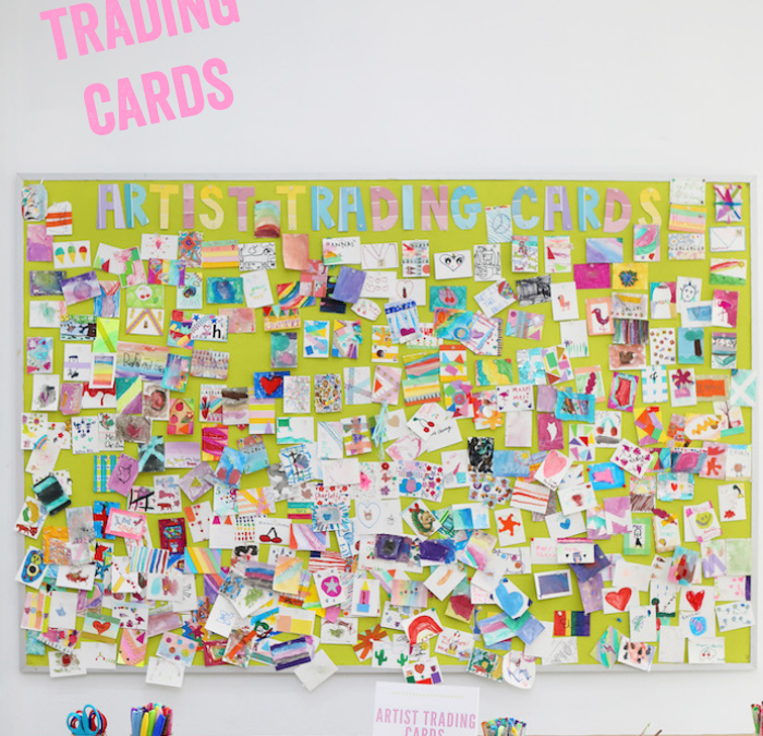 Artist Trading Cards for Kids